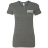CrossFit Ruston - 100 - Standard - Bella + Canvas - Women's The Favorite Tee