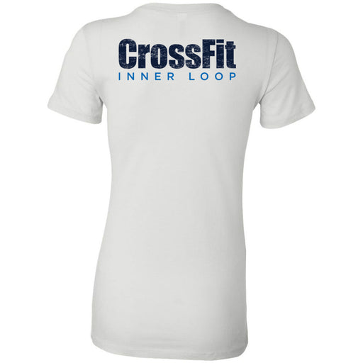 CrossFit Inner Loop - 200 - Pocket - Bella + Canvas - Women's The Favorite Tee
