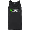 CrossFit Vokse - 100 - Standard - Bella + Canvas - Men's Jersey Tank