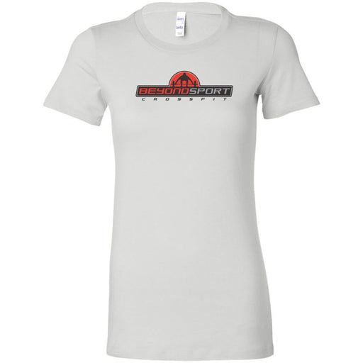 CrossFit Beyond Sport - 100 - Standard - Bella + Canvas - Women's The Favorite Tee