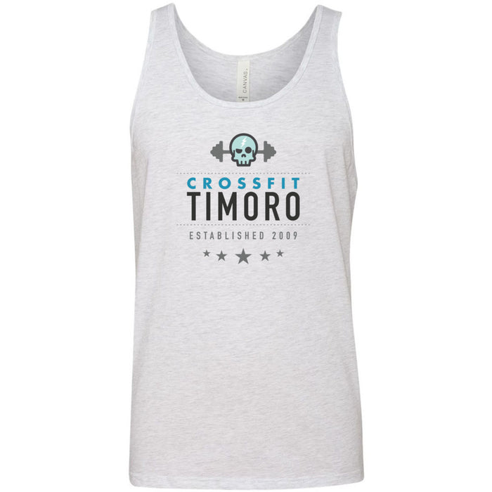 CrossFit Timoro - 100 - Standard - Bella + Canvas - Men's Jersey Tank