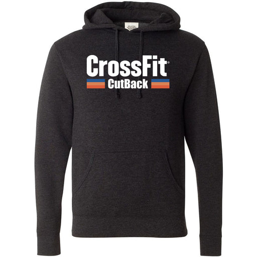 CrossFit CutBack - 100 - Colored - Independent - Hooded Pullover Sweatshirt