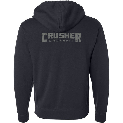 Crusher CrossFit - 201 - C44 - Independent - Hooded Pullover Sweatshirt