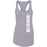 Crossfit Bensalem - 100 - Vertical - Next Level - Women's Ideal Racerback Tank