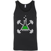 CrossFit Dunbar Cave Lab - 100 - Icon - Bella + Canvas - Men's Jersey Tank