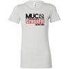 CrossFit MUC - 100 - Standard - Bella + Canvas - Women's The Favorite Tee