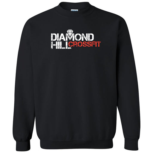 Diamond Hill CrossFit - 100 - Standard - Gildan - Heavy Blend Crewneck Sweatshirt