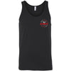 ASDC CrossFit - Forged - Bella + Canvas - Men's Jersey Tank