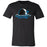CrossFit Eclipse - 100 - Eclipse - Bella + Canvas - Men's Short Sleeve Jersey Tee