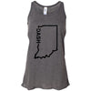 CrossFit Dash - Indiana Dash - Bella + Canvas - Women's Flowy Racerback Tank