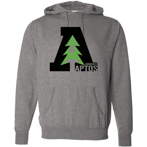 CrossFit Aptos - 100 - A - Independent - Hooded Pullover Sweatshirt