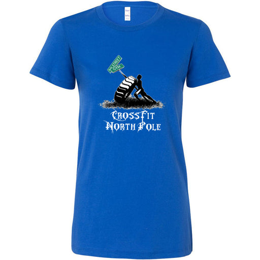 CrossFit North Pole - 100 - Standard - Bella + Canvas - Women's The Favorite Tee