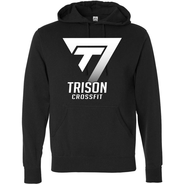 Trison CrossFit - 100 - One Color - Independent - Hooded Pullover Sweatshirt
