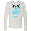 CrossFit Inner Loop - 100 - 2020 Open - Bella + Canvas 3501 - Men's Long Sleeve Jersey Tee