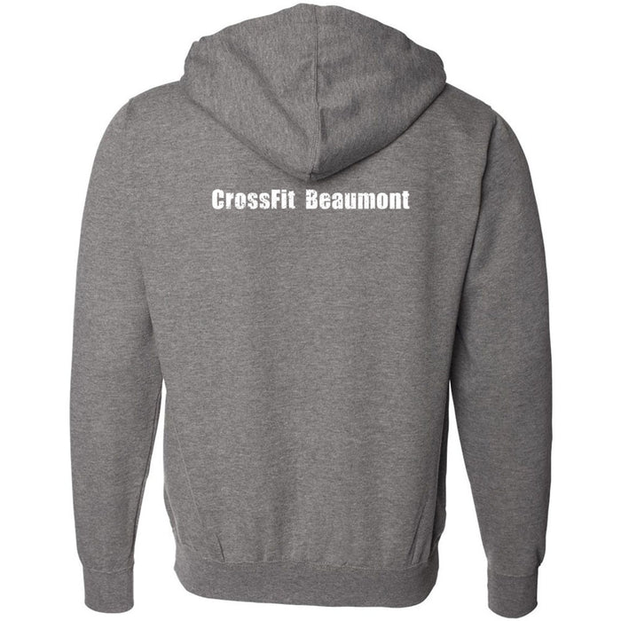CrossFit Beaumont - 201 - SetX - Independent - Hooded Pullover Sweatshirt