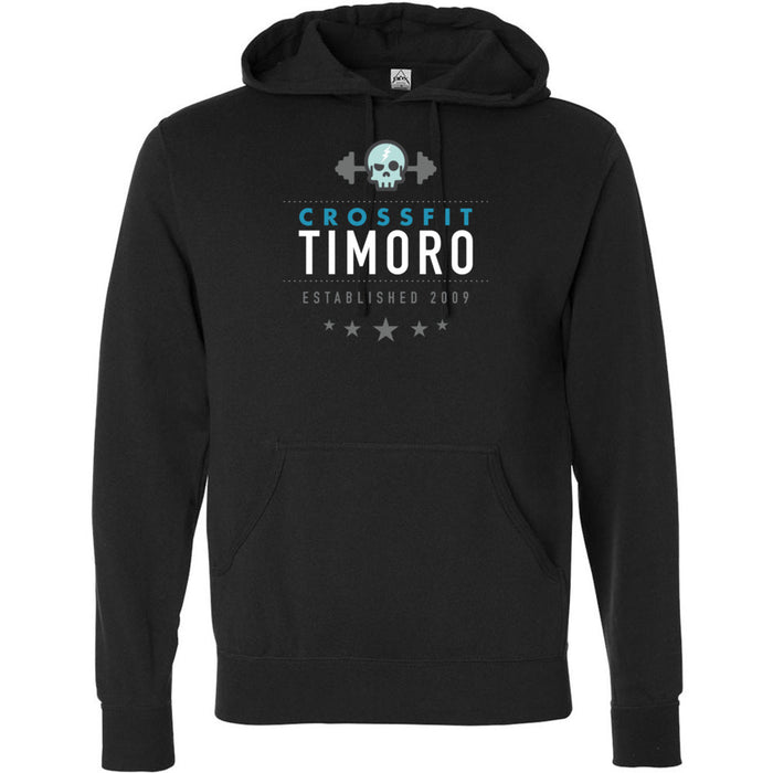 CrossFit Timoro - 100 - Standard - Independent - Hooded Pullover Sweatshirt