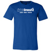 GTS CrossFit - 100 - One Color - Bella + Canvas - Men's Short Sleeve Jersey Tee
