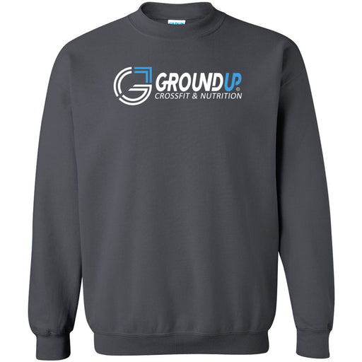 CrossFit Ground Up - 100 - Standard - Gildan - Heavy Blend Crewneck Sweatshirt