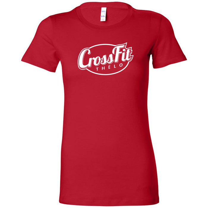 CrossFit Thelo - 100 - Standard - Bella + Canvas - Women's The Favorite Tee