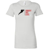 CrossFit Free State - 100 - Standard - Bella + Canvas - Women's The Favorite Tee