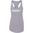 Amnesty CrossFit - One Color - Next Level - Women's Ideal Racerback Tank