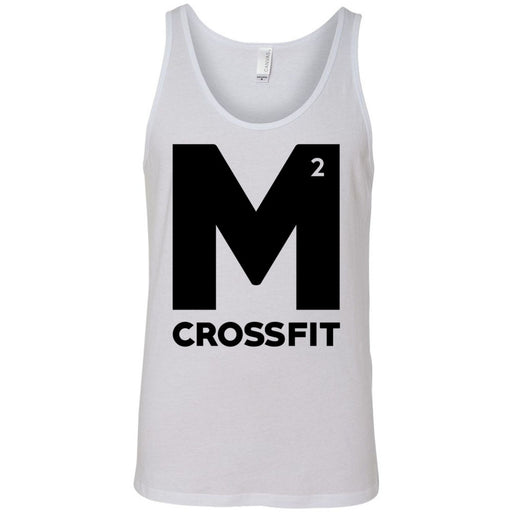 CrossFit M2 - 100 - M2 - Bella + Canvas - Men's Jersey Tank