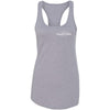 CrossFit Lodo - 100 - Pocket - Next Level - Women's Ideal Racerback Tank