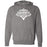 CrossFit HyperNova - 100 - Standard - Independent - Hooded Pullover Sweatshirt