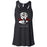 Snake River CrossFit - 100 - Cobra Kai Coffee - Bella + Canvas - Women's Flowy Racerback Tank