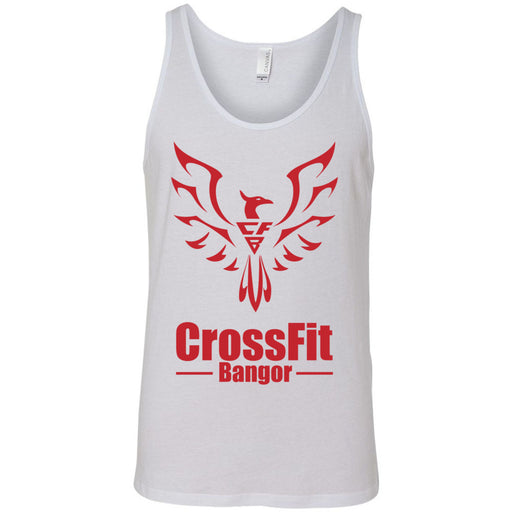 CrossFit Bangor - Standard - Bella + Canvas - Men's Jersey Tank