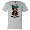 CrossFit Forest - 200 - We Are Forest Groot - Bella + Canvas - Men's Short Sleeve Jersey Tee