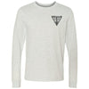 CrossFit Medicus One - 202 - Standard - Bella + Canvas 3501 - Men's Long Sleeve Jersey Tee