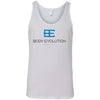 Body Evolution CrossFit - 100 - Stacked - Bella + Canvas - Men's Jersey Tank