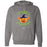 Rushmore CrossFit - 100 - Spooky Throwdown - Independent - Hooded Pullover Sweatshirt