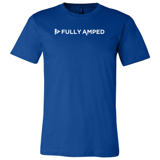 Fully Amped - 100 - Ver 3 - Bella + Canvas - Men's Short Sleeve Jersey Tee
