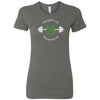 CrossFit 235 - 100 - Barbell - Bella + Canvas - Women's The Favorite Tee