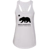 BeachSide CrossFit - 100 - #BeachSideMafia - Next Level - Women's Ideal Racerback Tank