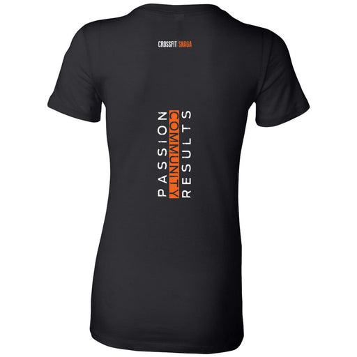 CrossFit Snaga - 200 - Team Snaga - Bella + Canvas - Women's The Favorite Tee