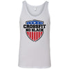 CrossFit No Slack - 100 - Standard - Bella + Canvas - Men's Jersey Tank