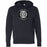 Hub City CrossFit - 100 - Standard Gray - Independent - Hooded Pullover Sweatshirt