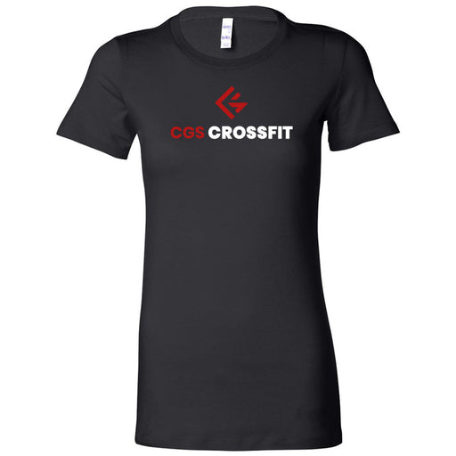 CGS CrossFit - 100 - Stacked - Bella + Canvas - Women's The Favorite Tee