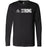 Grand Trunk CrossFit - 100 - Strong - Bella + Canvas 3501 - Men's Long Sleeve Jersey Tee