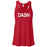 CrossFit Dash - 100 - Right Arrow - Bella + Canvas - Women's Flowy Racerback Tank
