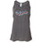 CrossFit I35 - 100 - Let's Exercise - Bella + Canvas - Women's Flowy Racerback Tank
