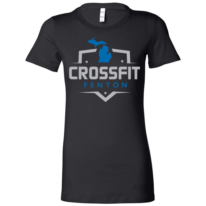 CrossFit Fenton - 100 - Standard - Bella + Canvas - Women's The Favorite Tee