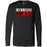 AMP Premium - 100 - Wheels of Steel - Bella + Canvas 3501 - Men's Long Sleeve Jersey Tee