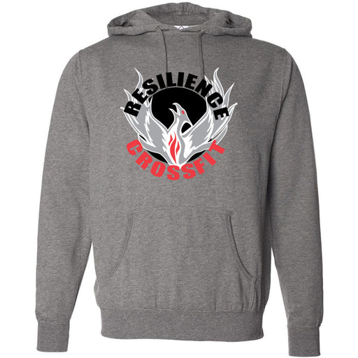 Resilience CrossFit - Standard - Independent - Hooded Pullover Sweatshirt