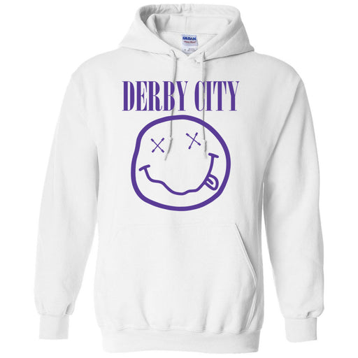 Derby City CrossFit - 201 - Nirvana Blue - Gildan - Heavy Blend Hooded Sweatshirt