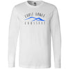 Coast Range CrossFit - 100 - Hills - Bella + Canvas 3501 - Men's Long Sleeve Jersey Tee