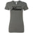 Reebok CrossFit Miami Beach - 100 - Black - Bella + Canvas - Women's The Favorite Tee